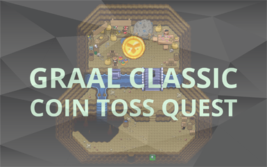 Graal Classic Coin Toss Quest | Illustrated Guide