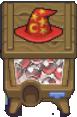 Graal-Classic-Magic-Capsule-Machine-Red