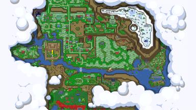 Graal-Classic-Mod-Carnival-Map-Location