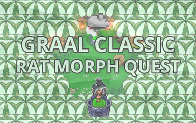 Graal Classic Rat Morph Quest