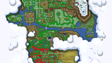 Graal-Classic-Swamp-Town-Railroad-Cave-Map-Location