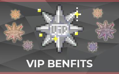 GraalOnline Classic - Vip Benefits