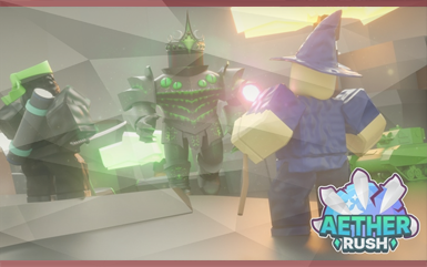 Roblox Games - Aether Rush