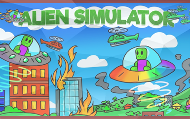 Roblox Games - Alien Simulator