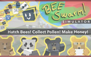 Roblox Games - Bee Swarm Simulator