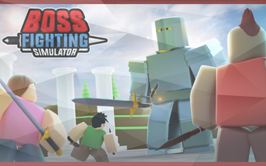 Roblox Games - Boss Fighting Simulator