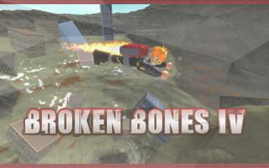 Roblox Games - Broken Bones IV