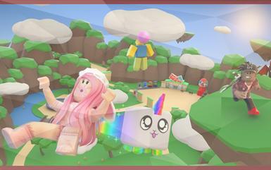 Roblox Games - Bubble Gum Simulator