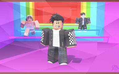 Roblox Games - Corridor of YouTubers