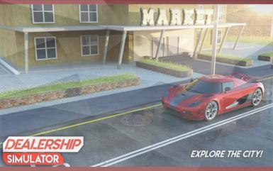 Roblox Games - Dealership Simulator