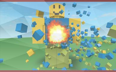 Roblox Games - Destruction Simulator