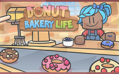 Roblox Games - Donut Bakery Tycoon