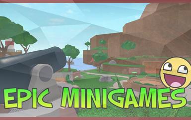 Roblox Games - Epic Minigames