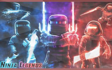 Roblox Games - Ninja Legends