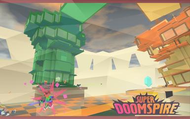 Roblox Games - Super Doomspire