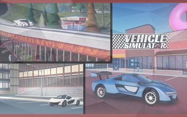 Roblox Games - Vehicle Simulator
