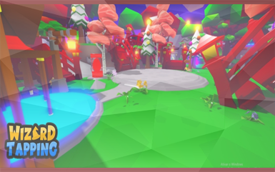 Roblox Games - Wizard Tapping