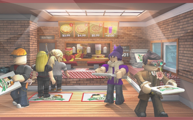 Roblox Games - Work at a Pizza Place