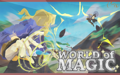 Roblox Games - World of Magic