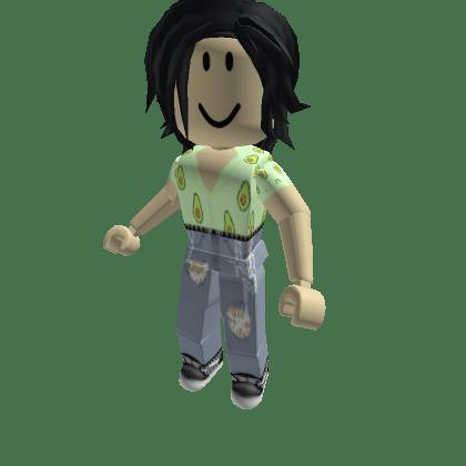 Avocado-Pajamas-Top-Roblox-Avatar