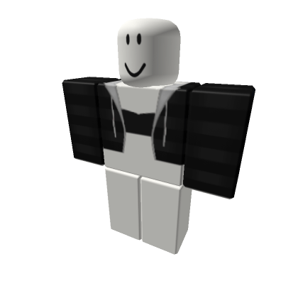 Black-hoodie-goes-with-corset-dress-Roblox