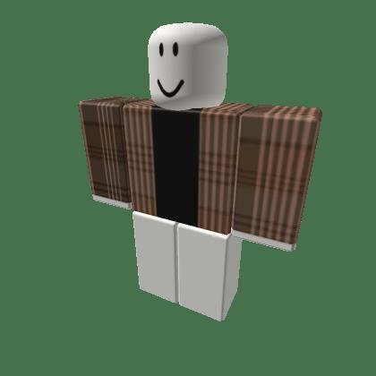 Brown-Plaid-Top-Roblox