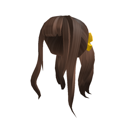 Brunette-cute-low-ponytail-curls-Roblox