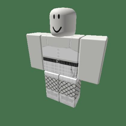 Cute-white-top-w-White-plaid-pants-Roblox