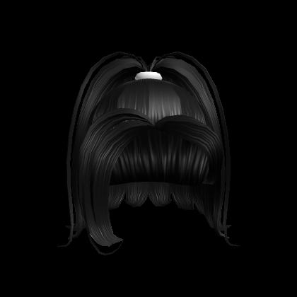 Elegant-Pony-In-Black-Roblox