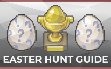 GraalOnline Classic Easter Guide & Egg Locations