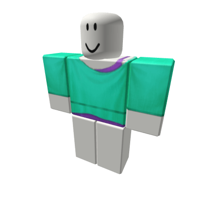 Purple-And-Teal-Top-Roblox