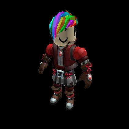 Rainbow-Melancholy-Hair-Roblox-Avatar