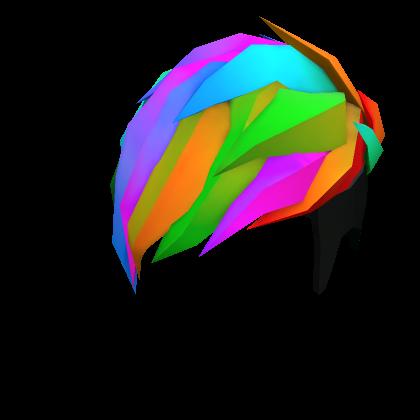 Rainbow-Melancholy-Hair-Roblox