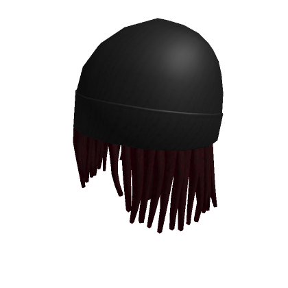Red-Dreads-With-Beanie-Roblox