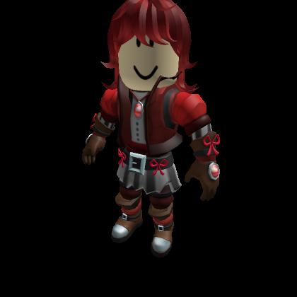 Red-Short-Wolf-Cut-Roblox-Avatar