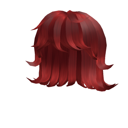Red-Short-Wolf-Cut-Roblox