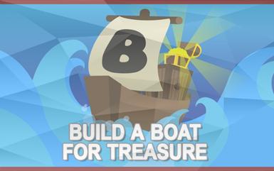 Roblox Games - Build a Boat for Treasure.