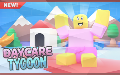 Roblox Games - Daycare Tycoon