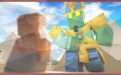 Roblox Games - Gods of Glory