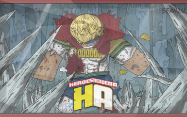Roblox Games - Heroes Academia