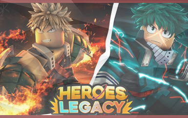 Roblox Games - Heroes Legacy