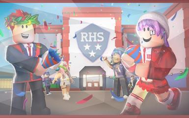 Roblox Games - High School 2