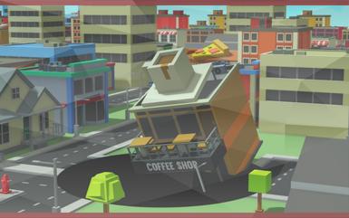 Roblox Games - Hole Simulator