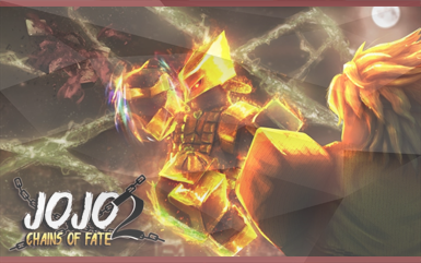 Roblox Games - Jojo Chains of Fate 2