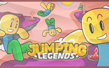Roblox Games - Jumping Legends