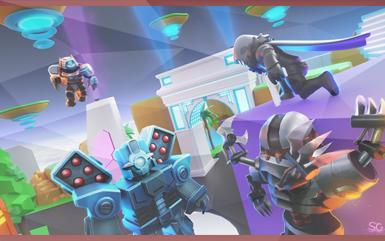 Roblox Games - Laser Legends