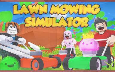 Roblox Games - Lawn Mowing Simulator