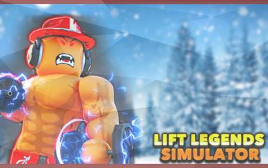 Roblox Games - Lift Legends Simulator