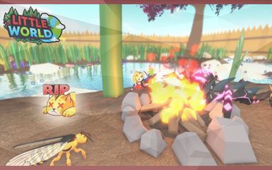 Roblox Games - Little World
