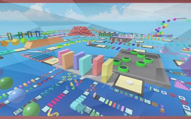 Roblox Games - Mega Fun Obby 2
